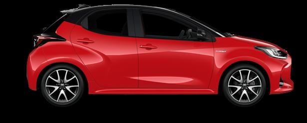 Yaris Launch Edition Hatchback