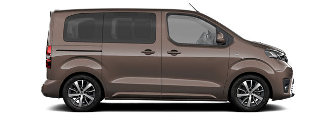 Proace Verso Family  Compact People Carrier