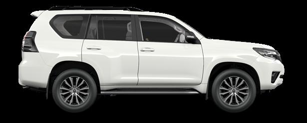 Land Cruiser Invincible 7 seat 5 Door SUV