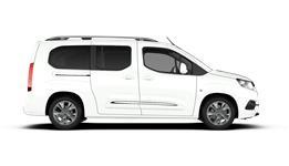 Executive LWB Passenger van 5 doors