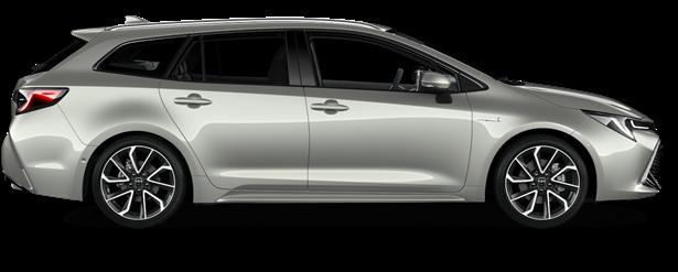 Corolla Touring Sports Lounge Touring Sport