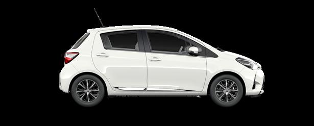 Yaris CHIC Hatchback 5 vrata