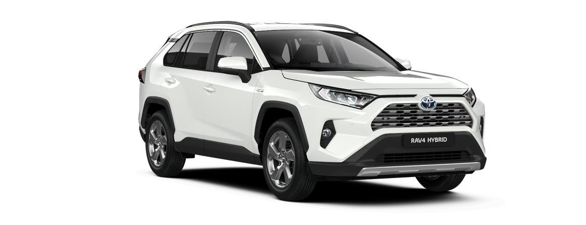 RAV4 MPV 5 vrata (LWB) Executive 2.5l Hybrid Dynamic Force CVT