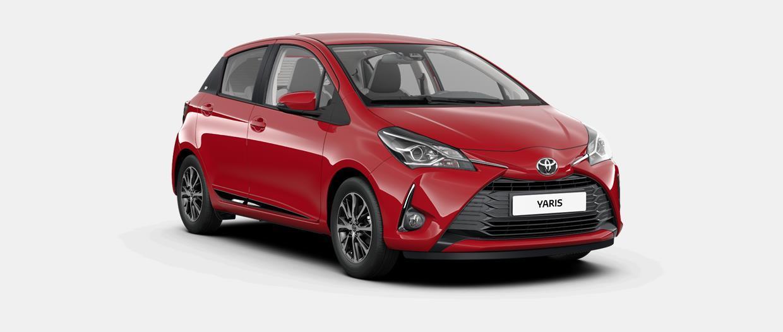 Yaris Hatchback 5 vrata TREND PLUS 1,5 VVT-iE (111 KS) benzin 6 stupanjski ručni mjenjač