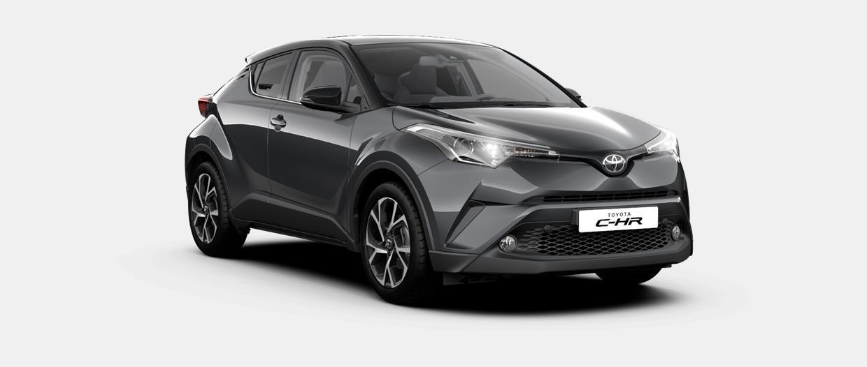 Toyota C-HR 5 vrata C-LUB 1,2 Turbo (116 KS) Kontinuirano promjenjivi prijenos (CVT)