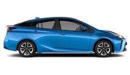 Hybrid Luxury Liftback 5 doors
