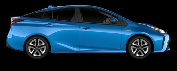 Prius Hybrid Luxury Liftback 5 doors