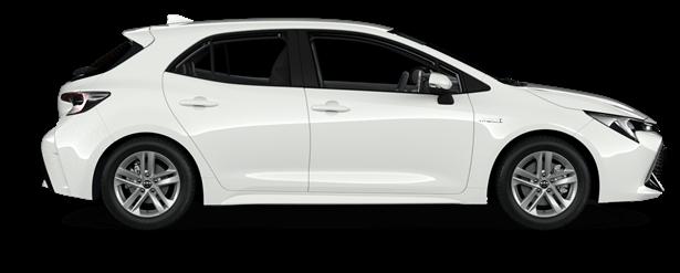 Corolla Hatchback Luna Hatchback 5 Doors