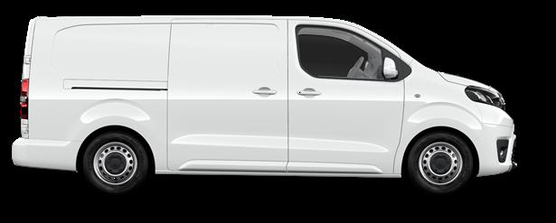 Proace GX LWB Panel Van