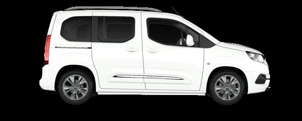 PROACE CITY VERSO Family Plus SWB Passenger van 5 doors