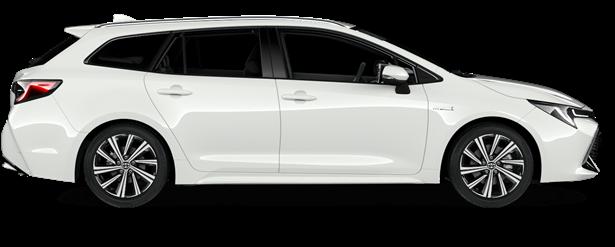 Corolla Touring Sports Style Wagon