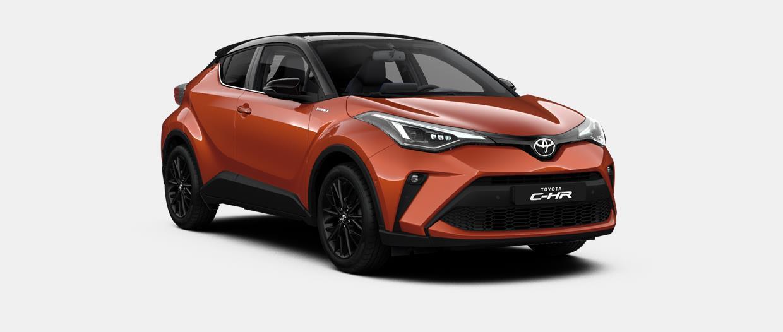 C-HR 5 porte Premiere 2.0 Hybrid Dynamic Force ® E-CVT