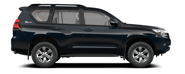 Land Cruiser Prado Комфорт 5-дв. вагон