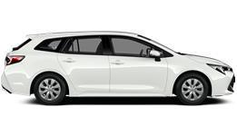 Corolla Wagon 5 Doors