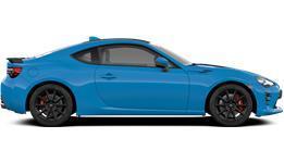 Nitro Blue Limited Edition Coupé