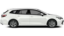 Dynamic Plus Wagon 5 Doors