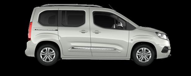 PROACE CITY VERSO MPV Short Wheel Base 2 portes latérales
