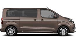 MPV + option Full Pack & panoroof undefined