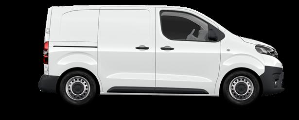 PROACE Active Compact Van Tôlé