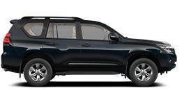 Luxury 5-дверный SUV (LWB)