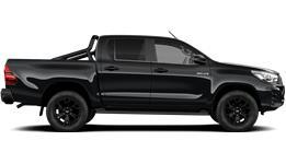 Black Edition Double Cab
