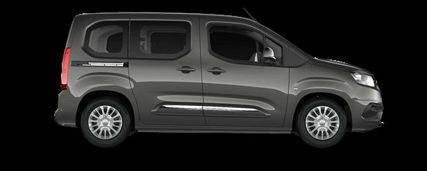 Proace City Verso Shuttle Kompaktais minivens, 5 durvis