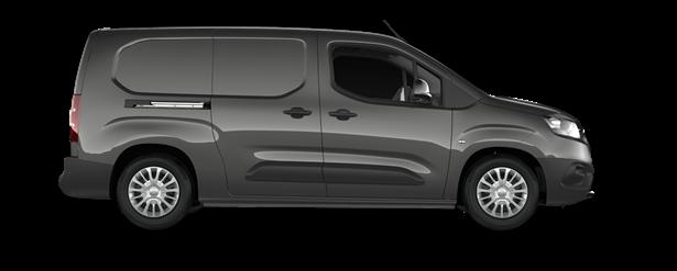 Proace City Professional Plus Длинныйне фургон 4-дверный