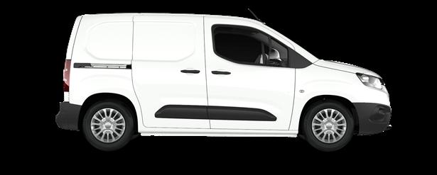 Proace City Professional Plus Компактный фургон 4-дверный