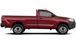 COUNTRY Single Cab