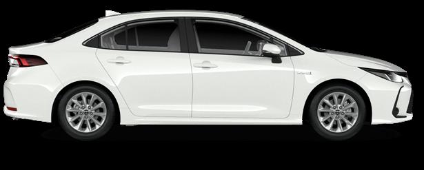 Corolla Sedan Active Sedan