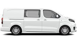 Lang Comfort 4X4 sidehengslet varebil Lang (L2) 5 dørs