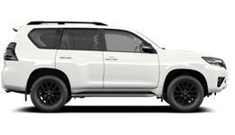 GXP 5S Personbil SUV 5d