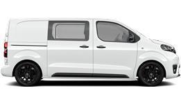 Medium Comfort Blackpack Sidehengslet varebil Medium (L1) 5 dørs