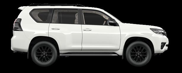 Land Cruiser GXP 7S Personbil SUV 5d