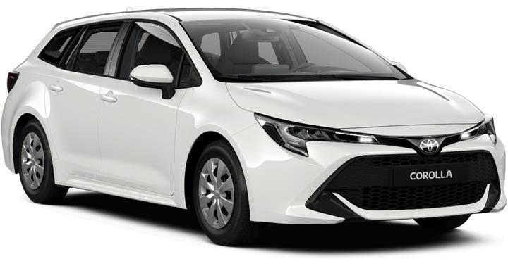 Active + Toyota Touch® 2