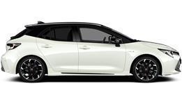 GR Sport + Dynamic 5-drzwiowy