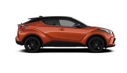 Selection Orange (Black Leather) 5-drzwiowy SUV