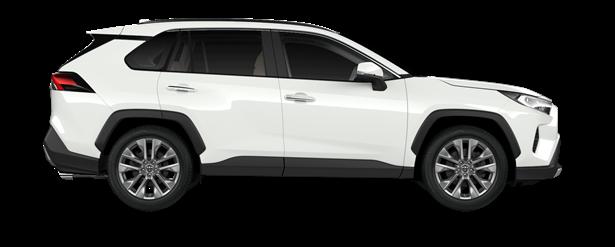RAV4 Executive 5-drzwiowy SUV
