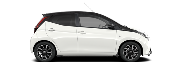 AYGO Selection x-cite 5-drzwiowy hatchback