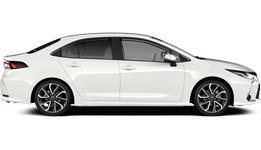 Exclusive Plus CVT Sedan 4D