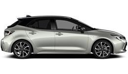 Exclusive Plus Bi-tone  Grey Int. Hatchback 5 usi