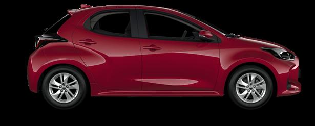 Yaris Dynamic CVT Hatchback 5 usi