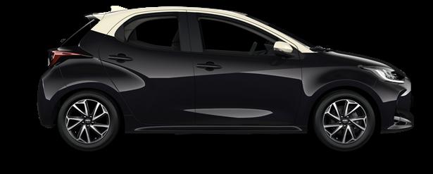 Yaris Dynamic Plus Bi-tone CVT Hatchback 5 usi