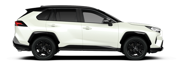 RAV4 Exclusive HYB 4x4 SUV