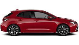 EXECUTIVE HYBRID Hatchback, 5 vrata
