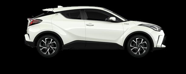 Toyota C-HR Hybrid X-Edition SUV 5-d