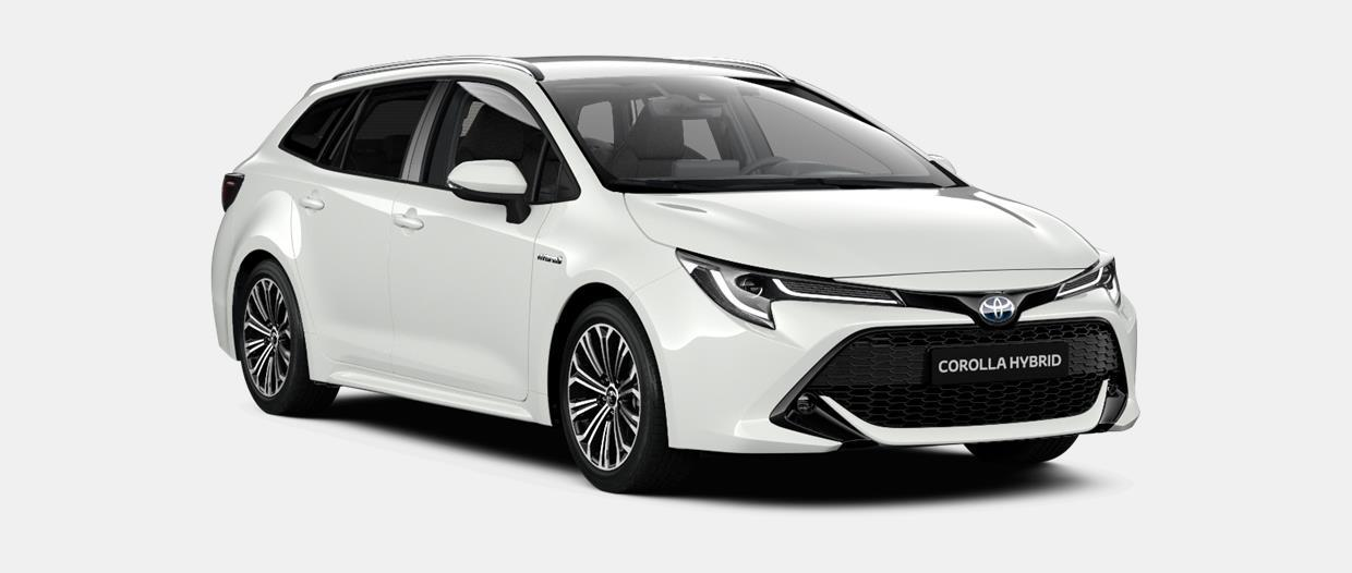 Corolla Touring Sports Touring Sports Hybrid Style 2.0 Hybrid Synergy Drive Hybridtransmission
