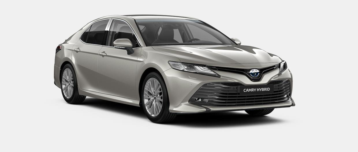 Camry Sedan Executive 2,5 VVT-i Hybrid Synergy Drive Hybridtransmission