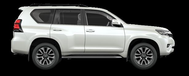Land Cruiser 150 Invincible 5 sittplatser SUV 5-dörrars (5 säten)