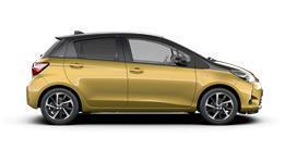 First Edition Gold Hybrid Hatchback, 5dv.